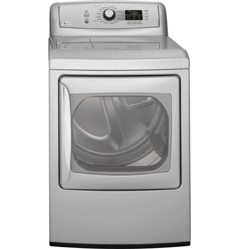 GE Profile Harmony™ 7.3 Cu. Ft. Stainless Steel Capacity Electric Dryer