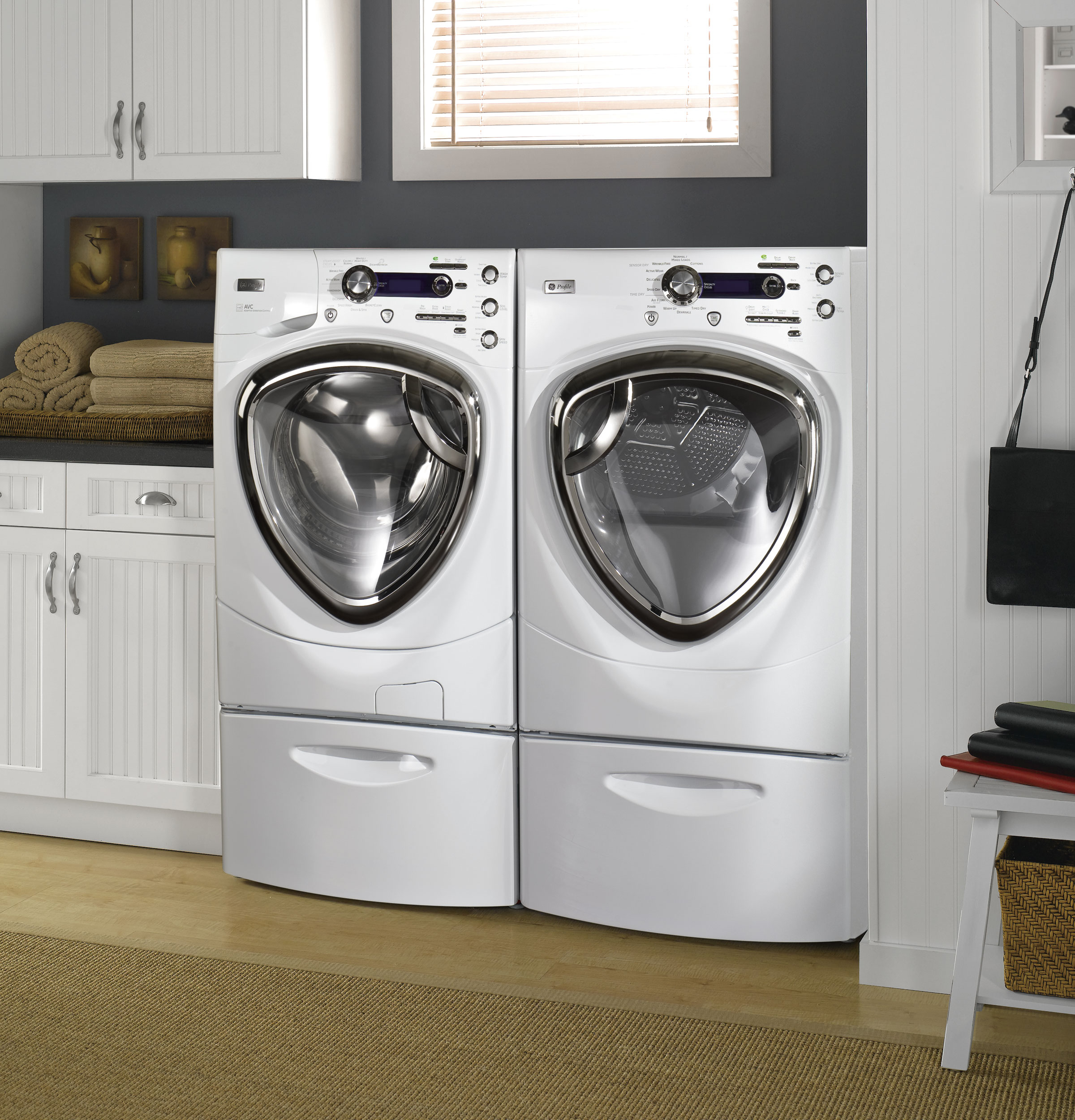 that project in coolest hewasher left pinterest instead bucks he washer part homemade shelling my the made between eli pedestal enough out me pedestals is and dryer wood of prefab ones for space