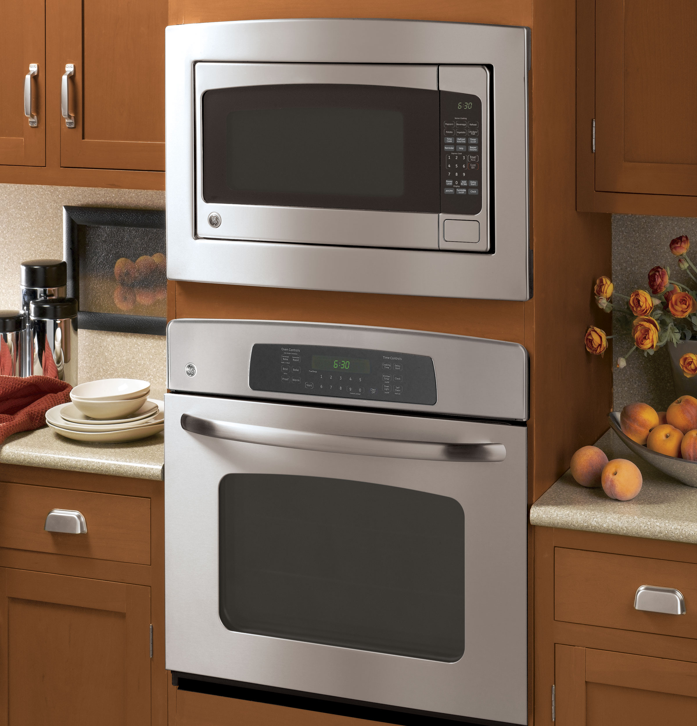 Kenmore Countertop Microwave With Trim Kit : JX2030SMSS - Microwave Trim Kit - The Monogram Collection
