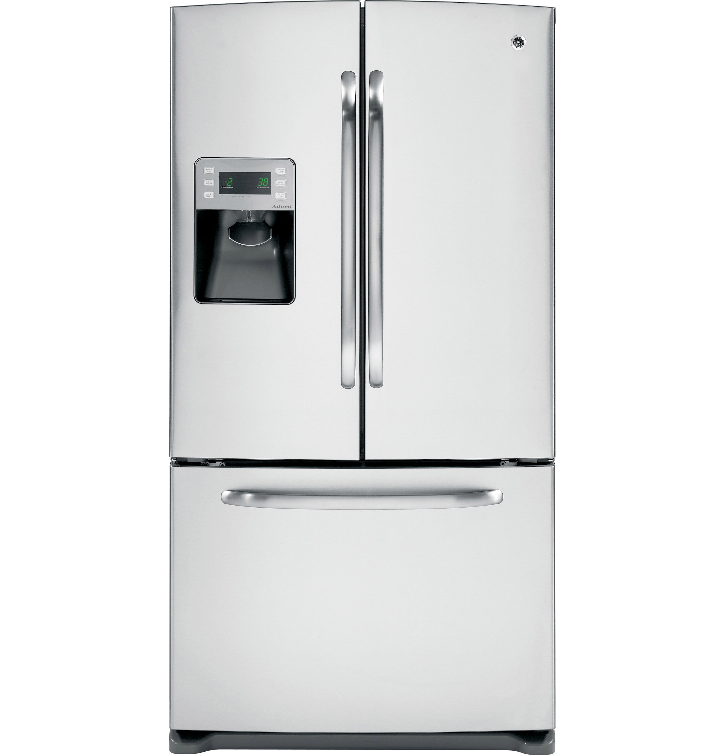 french d refrigerator cu sale stainless wid steel ft jsp counter sharpen hei op prod door product series profile details ge depth