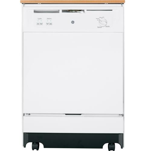 GE® Convertible/Portable Dishwasher– Model #: GSC3500DWW