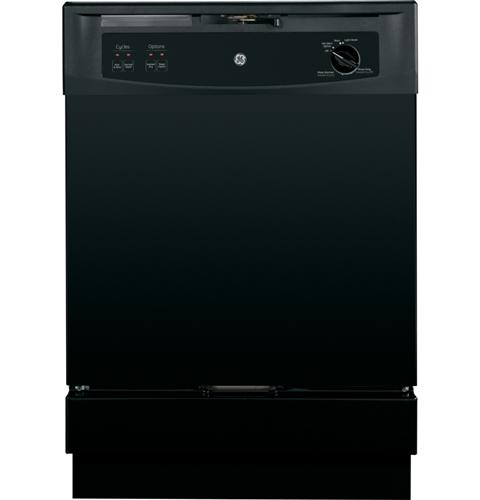 GE Spacemaker® Under-the-Sink Dishwasher– Model #: GSM2200VBB