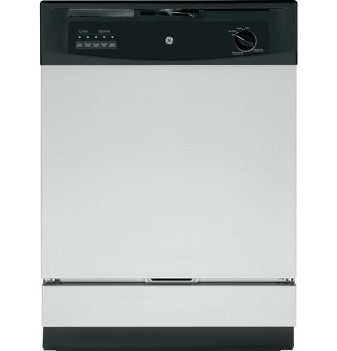 GE® Built-In Dishwasher– Model #: GSD3360KSS