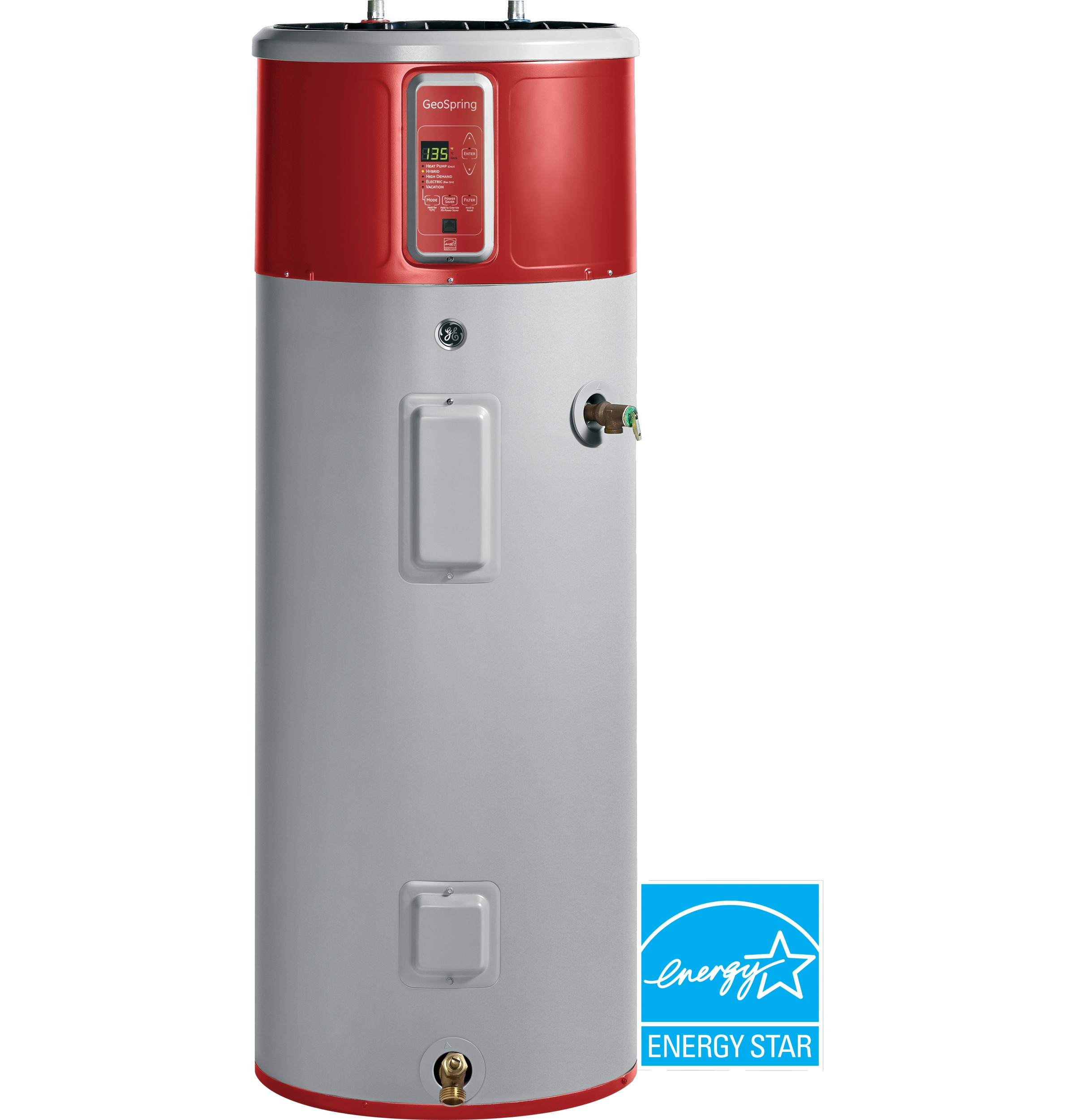 Geospring Hybrid Electric Water Heater Geh50deedsr Ge