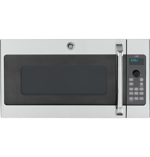 GE Café™ Series Over-the-Range Oven with Advantium® Technology– Model #: CSA1201RSS