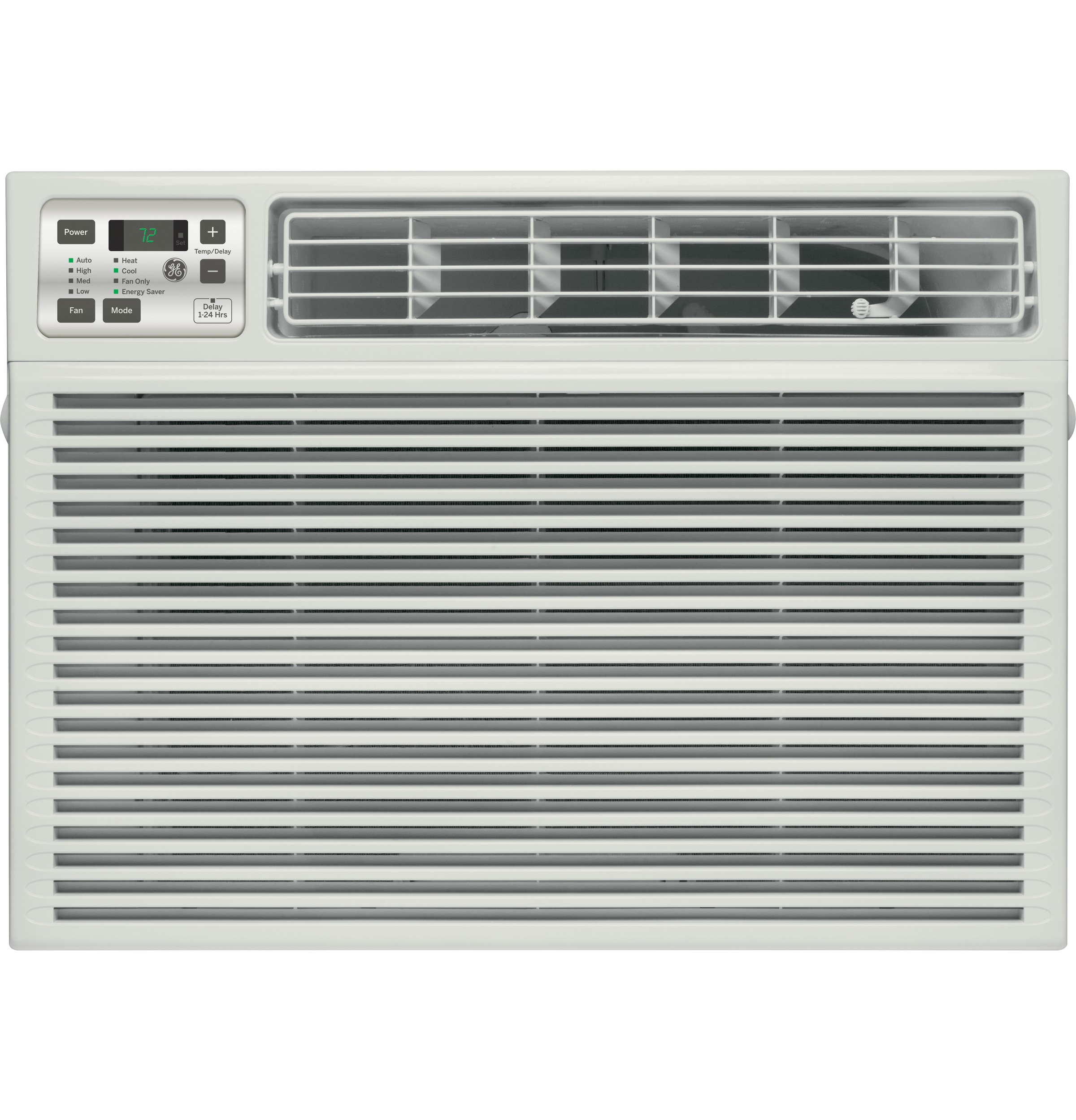 Ge 174 230 Volt Electronic Heat Cool Room Air Conditioner