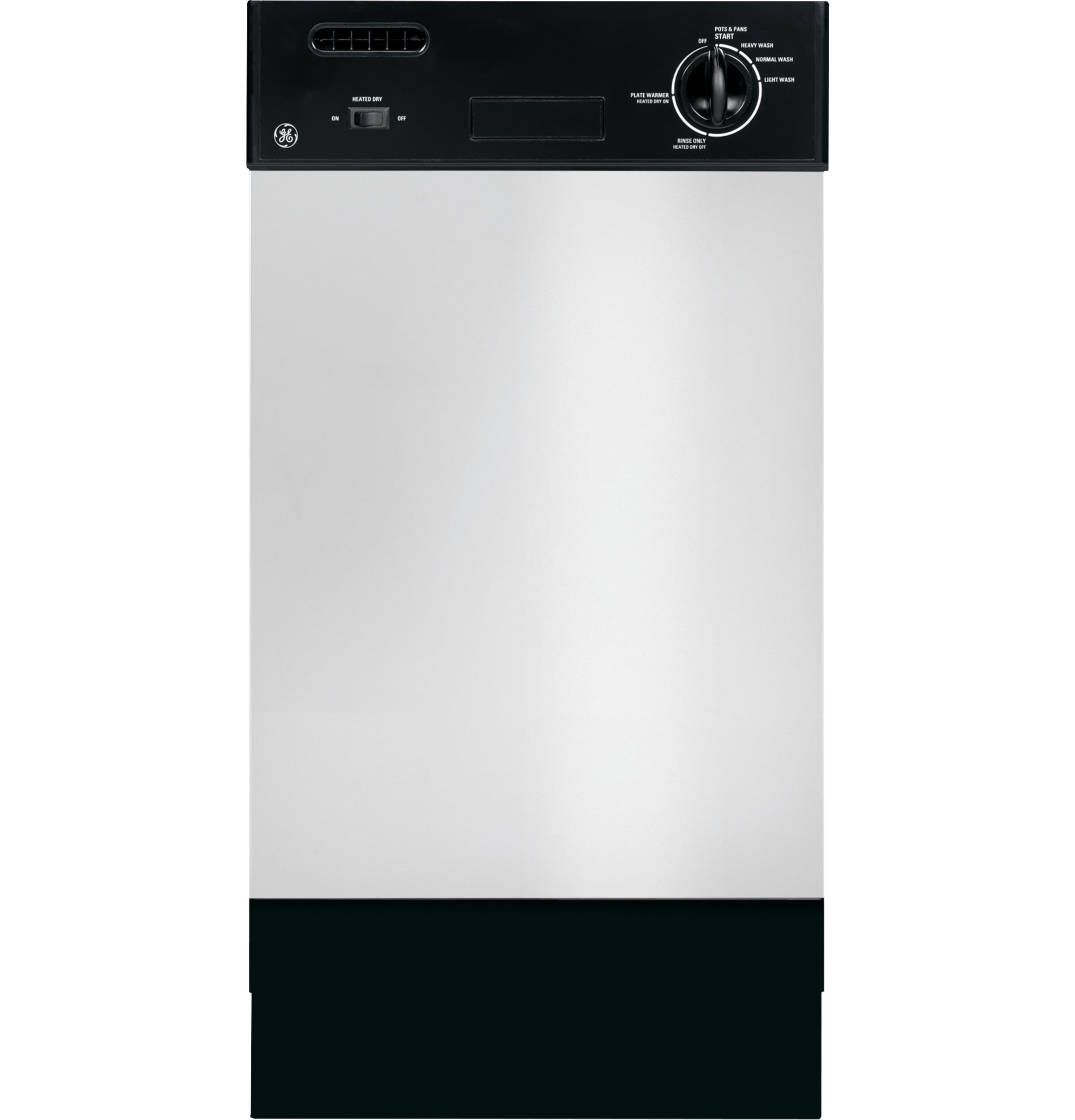 Small Dish Washer Ge Spacemakerar 18 Built In Dishwasher Gsm1860fss Ge Appliances