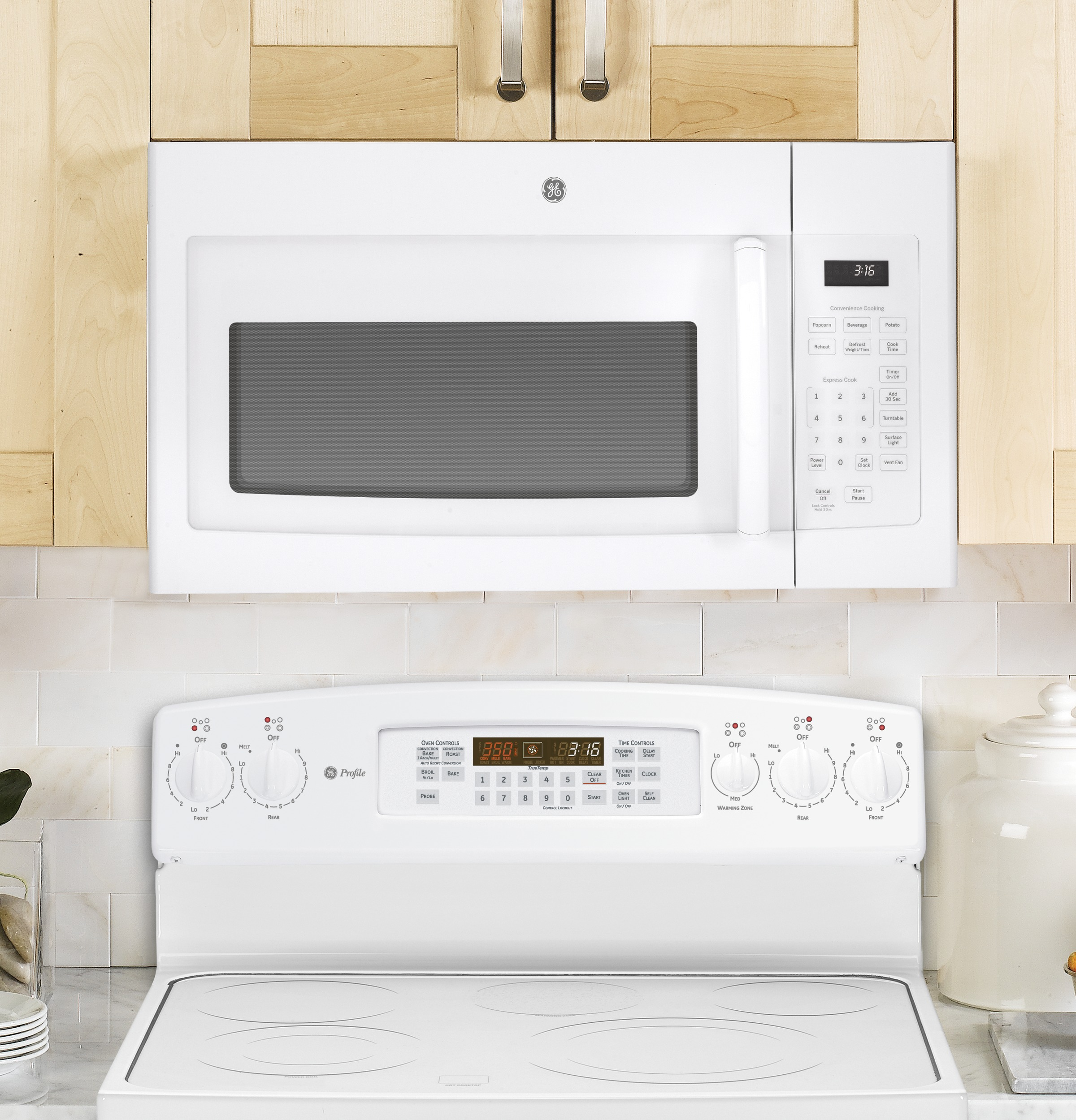 Ge 16 Cu Ft Over The Range Microwave Oven Jvm3160dfww Micro Turbo Timer Wiring 1 Of 10