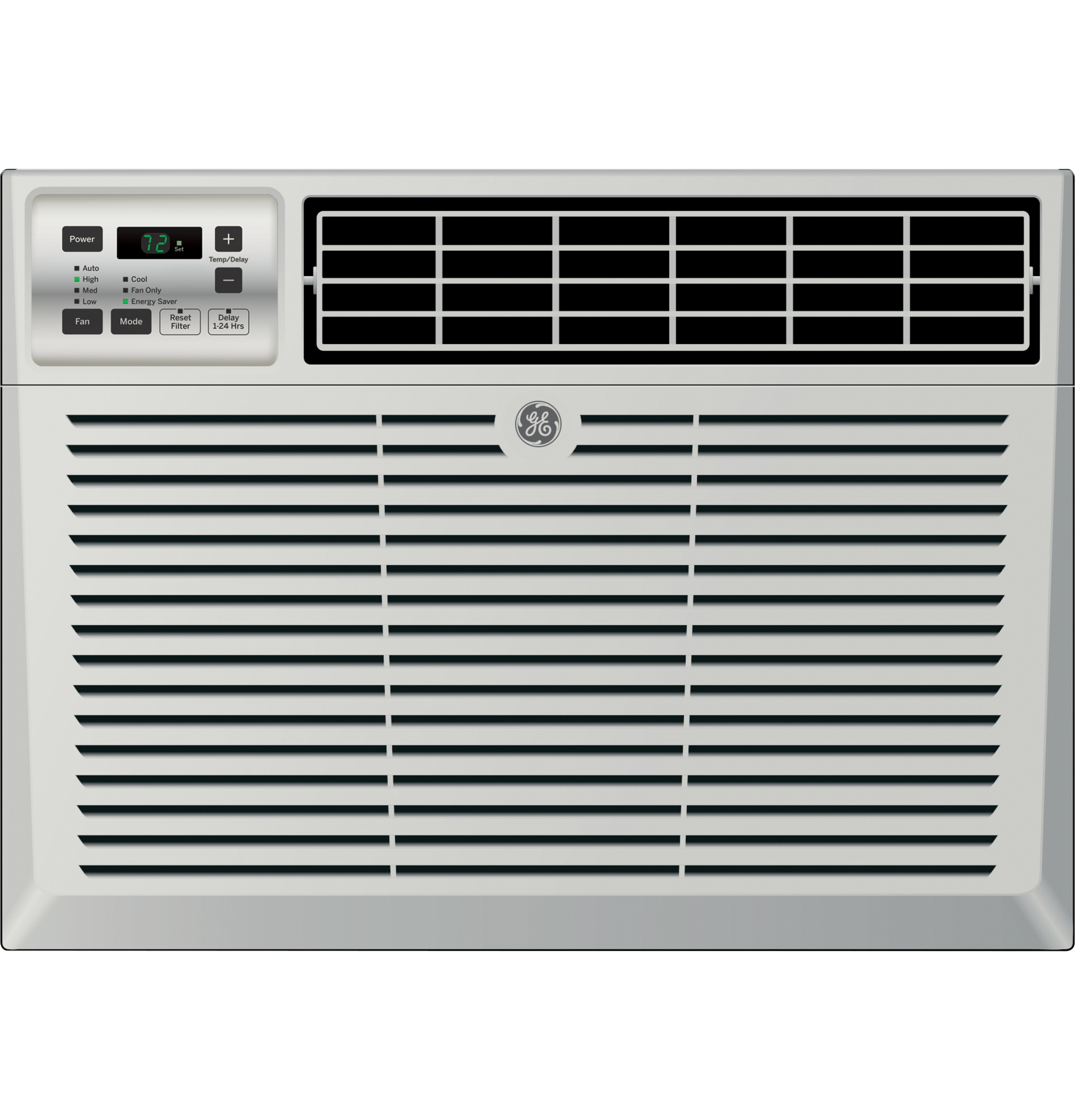 Ge 174 230 Volt Electronic Room Air Conditioner Aem24ds