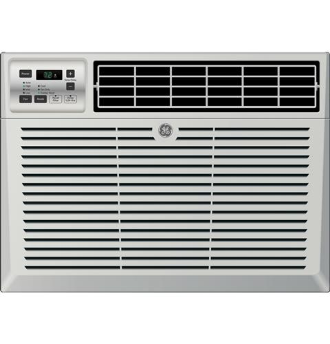 GE® ENERGY STAR® 230 Volt Electronic Room Air Conditioner– Model #: AEM24DV