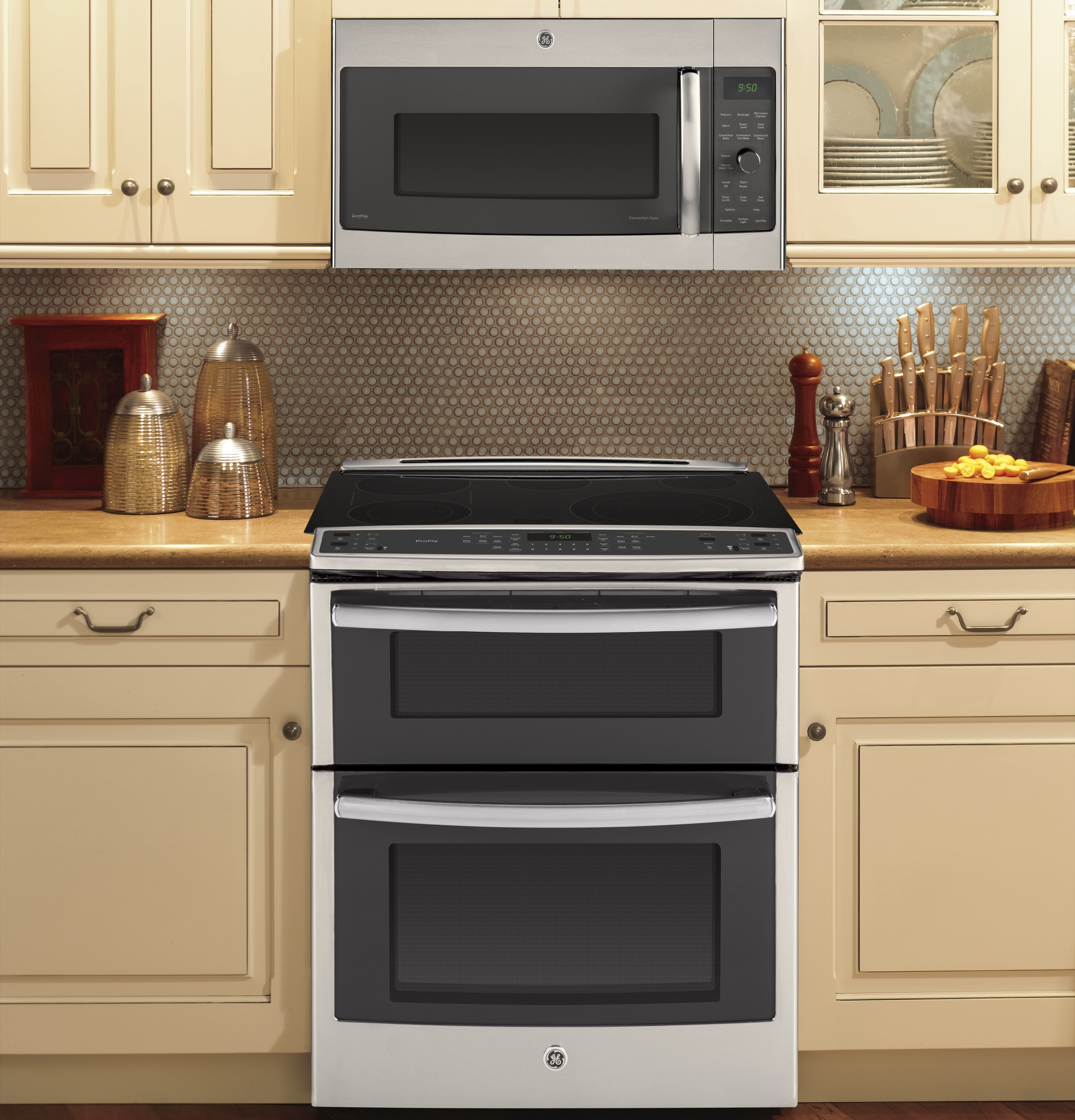 Home kitchen appliances microwaves over the range microwaves -  Product Image