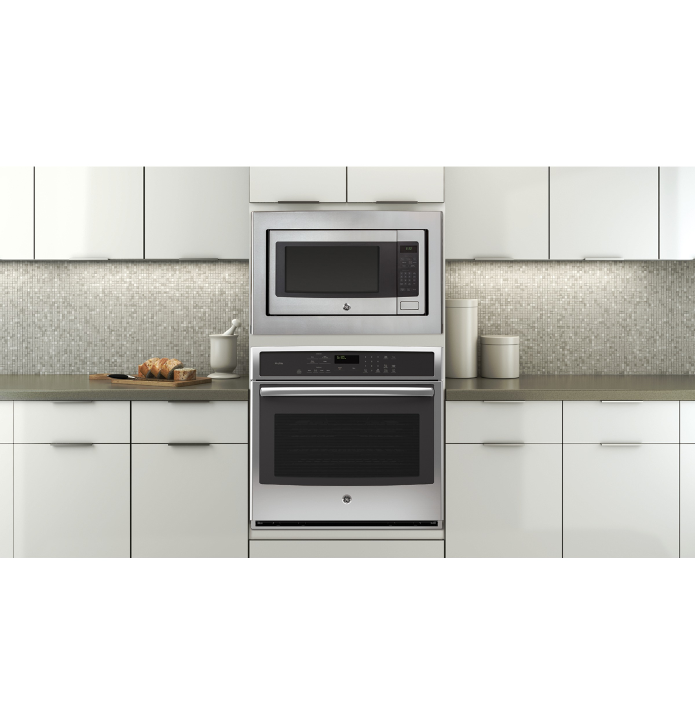 Built in microwave oven with trim kit - Product Image Product Image Product Image Product Image Product Image