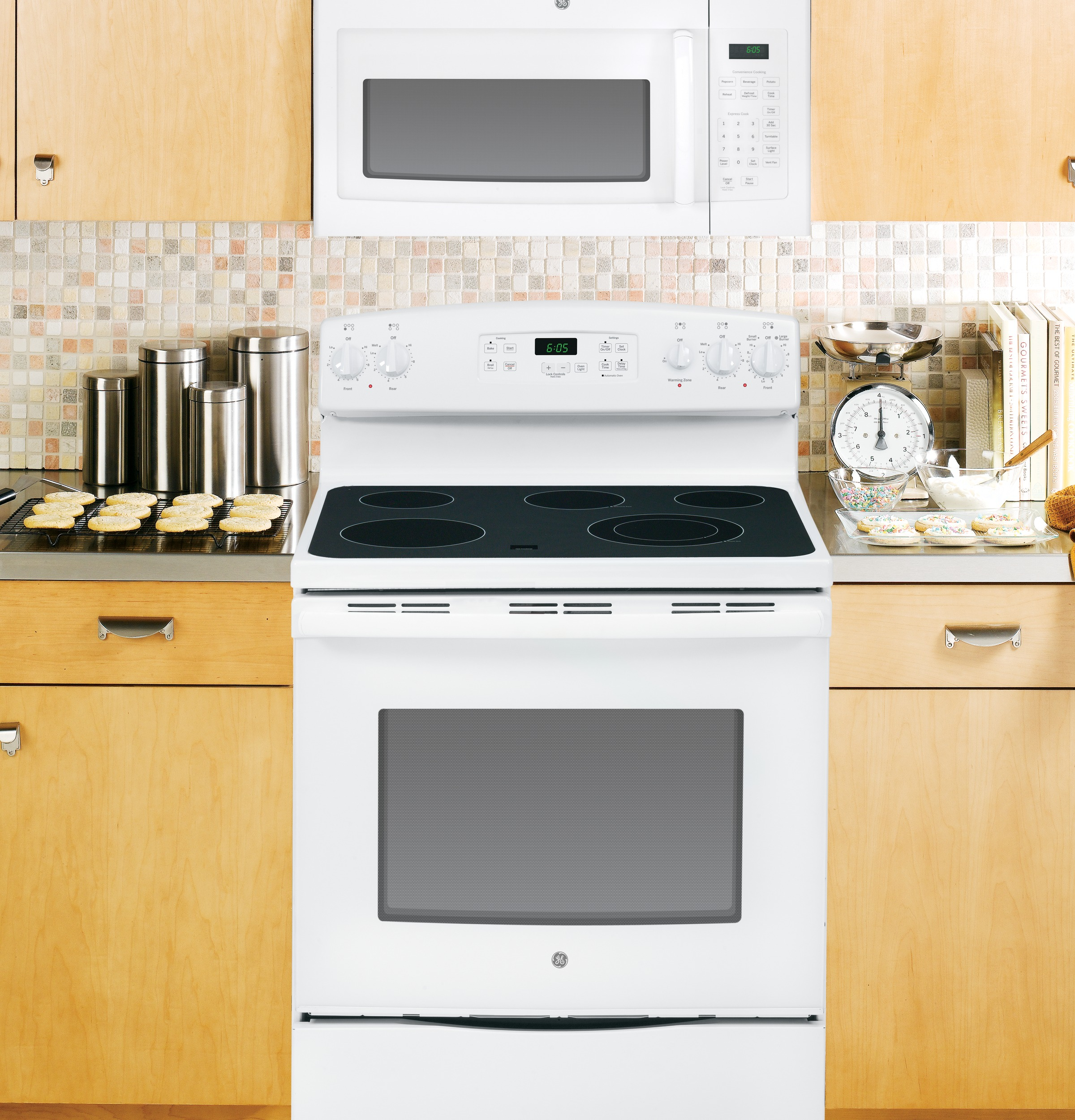 Installation of ge microwaves over the range -  Product Image Product Image