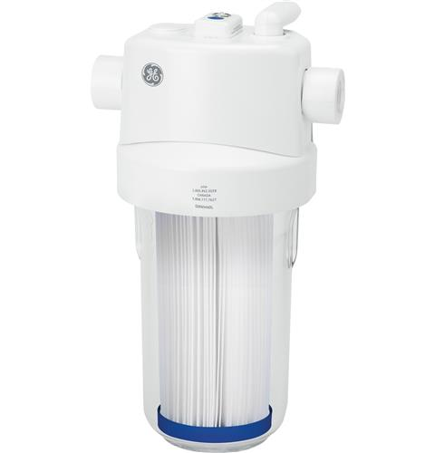 GE® Household Pre-Filtration System plus Filter — Model #: GXWH47J