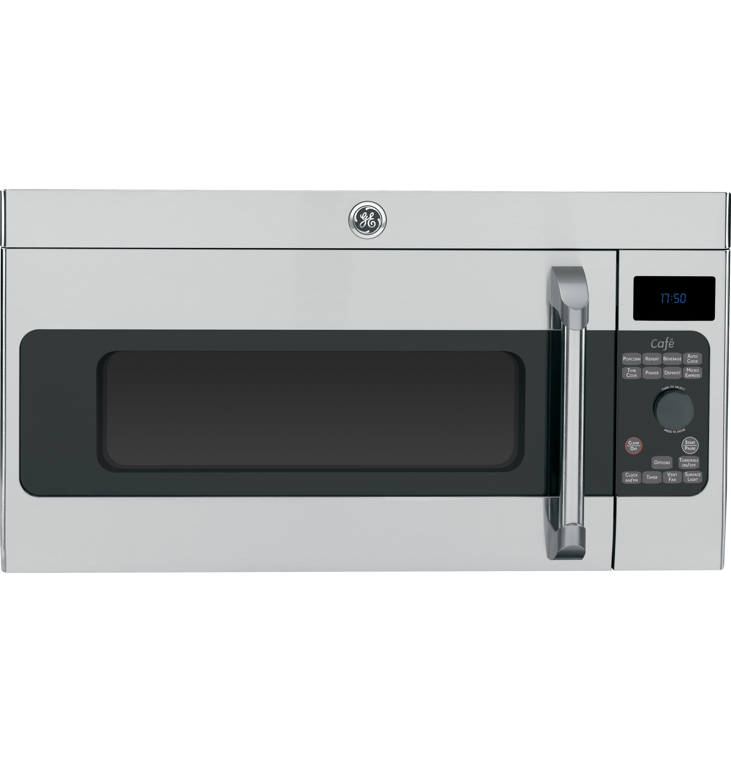 GE Café™ Series 1.7 Cu. Ft. Over-the-Range Microwave Oven
