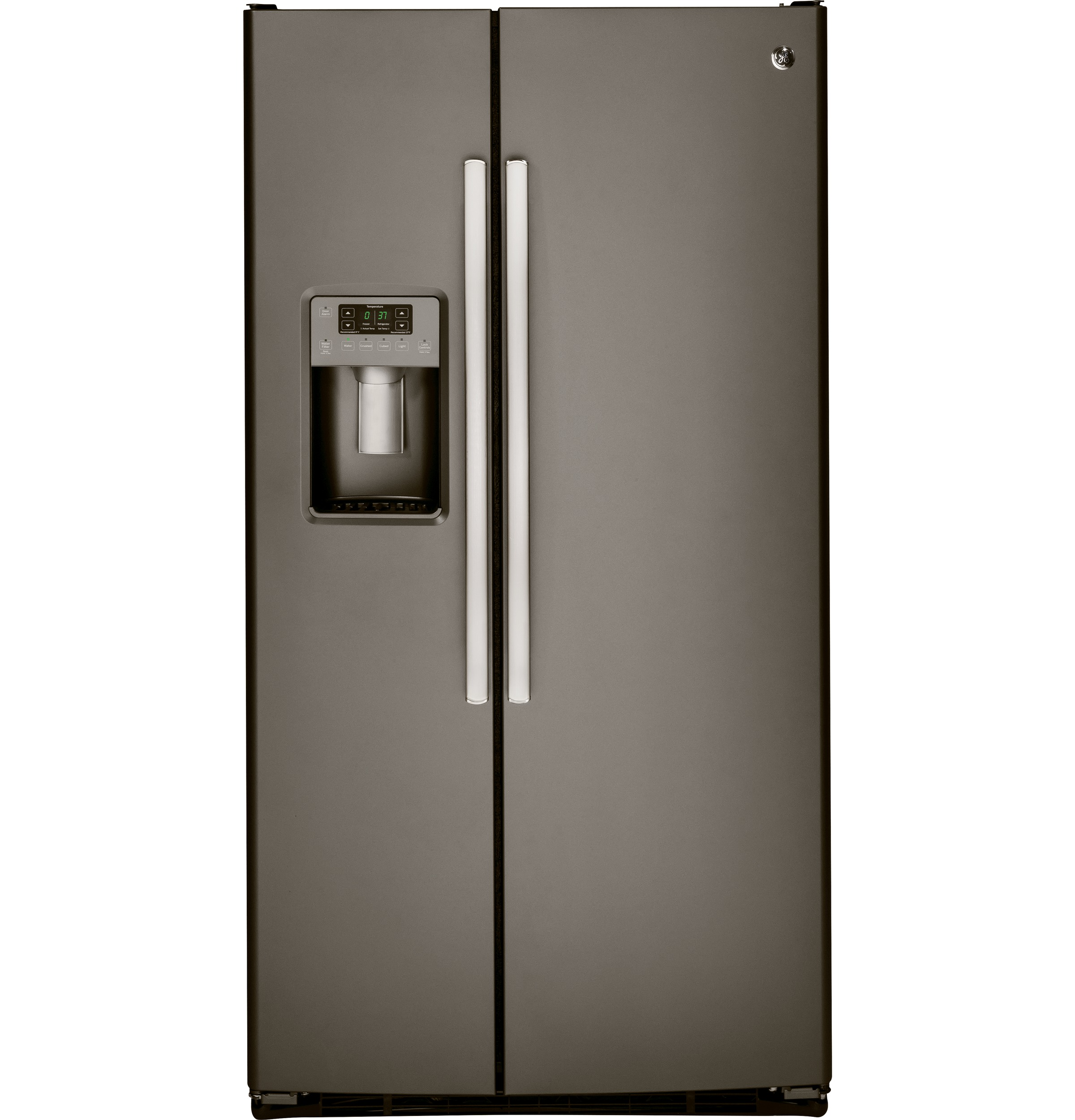 GE® 23 2 Cu  Ft  Side-By-Side Refrigerator | GSS23HMHES | GE