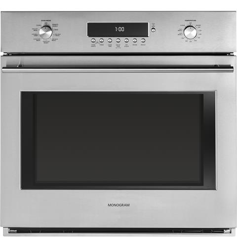 "Thumbnail of Monogram 30"" Electronic Convection Single Wall Oven"