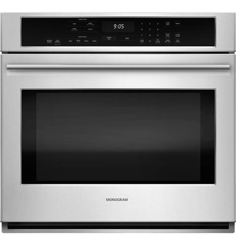 "Thumbnail of Monogram 30"" Electric Convection Single Wall Oven 0"