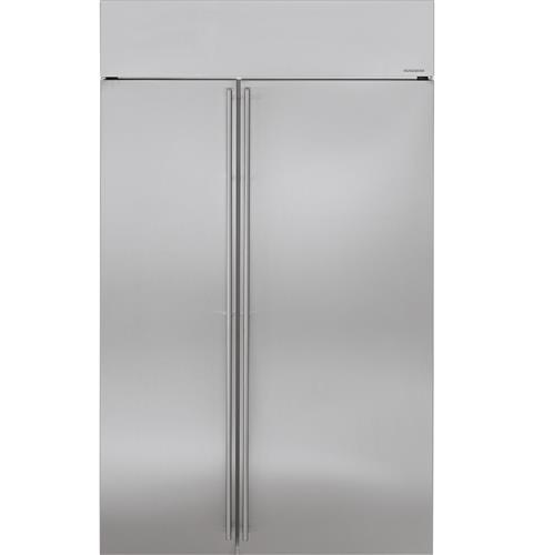 "Thumbnail of Monogram 48"" Built-In Side-by-Side Refrigerator 0"