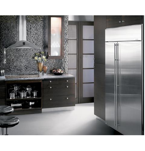 "Thumbnail of Monogram 48"" Built-In Side-by-Side Refrigerator 1"