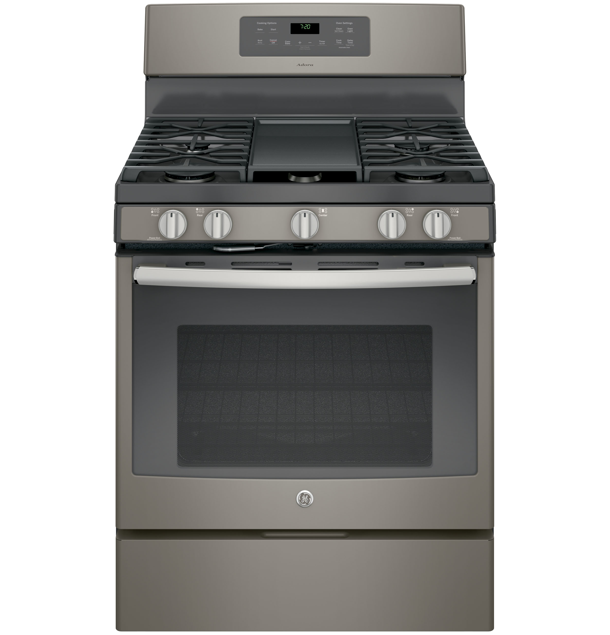 Adora Series By Ge 174 30 Quot Free Standing Gas Convection Range