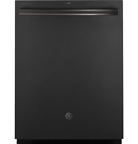 GE® Stainless Steel Interior Dishwasher with Hidden Controls– Model #: GDT695SFLDS