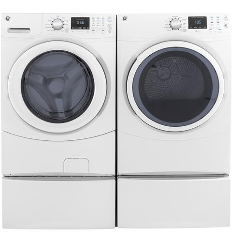 GE® 7 5 cu  ft  Capacity Front Load Electric Dryer