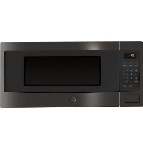 GE Profile™ Series 1.1 Cu. Ft. Countertop Microwave Oven– Model #: PEM31BMTS