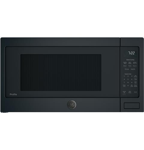 GE Profile™ Series 2.2 Cu. Ft. Countertop Sensor Microwave Oven– Model #: PES7227FMDS