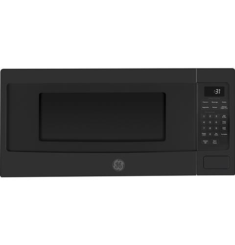 GE Profile™ 1.1 Cu. Ft. Countertop Microwave Oven– Model #: PEM31FMDS