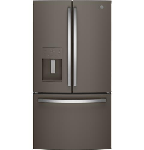 Ft French Door Refrigerator Gfe26jmmes Ge Liances
