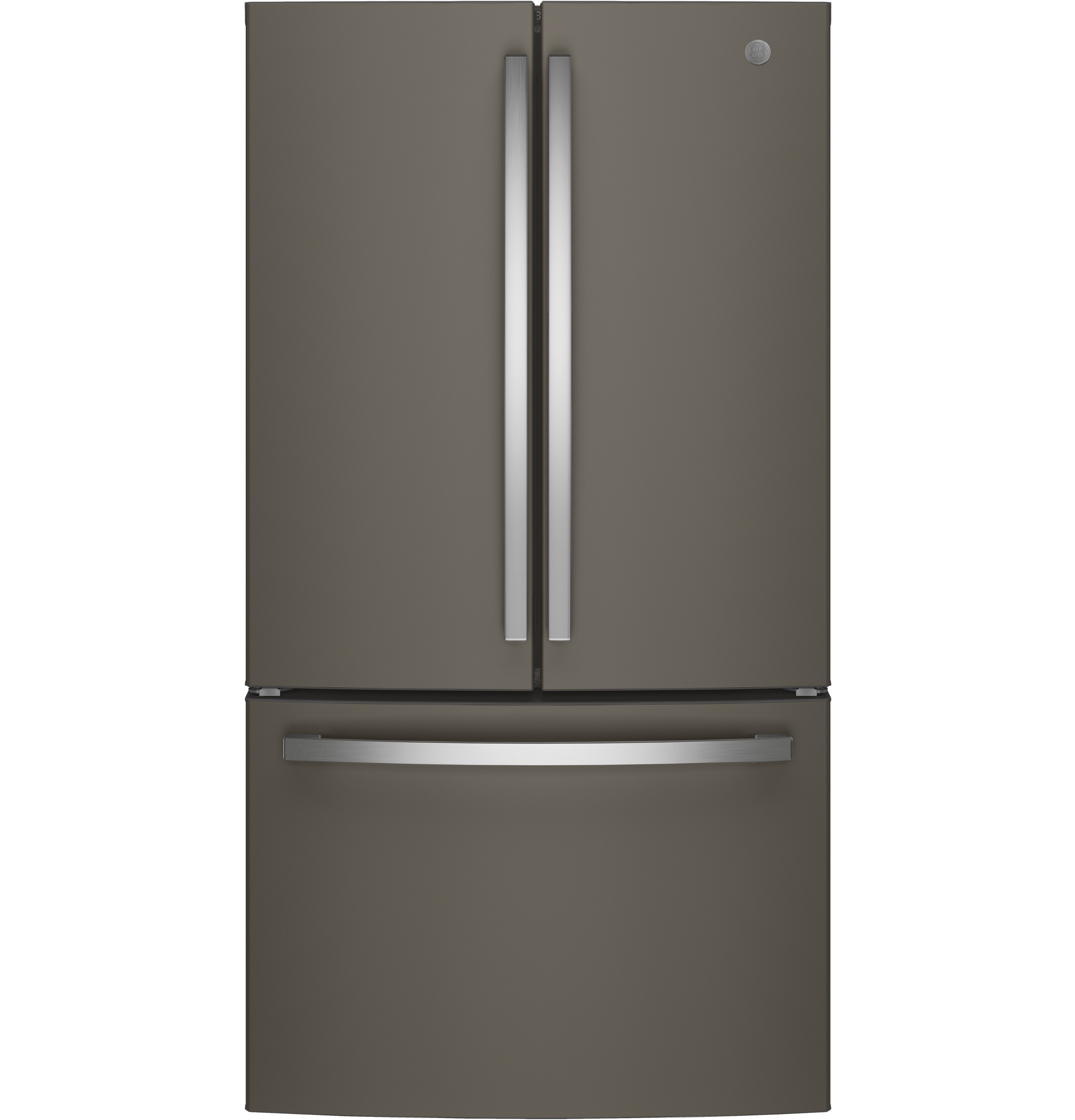 GE® ENERGY STAR® 27 0 Cu  Ft  French-Door Refrigerator