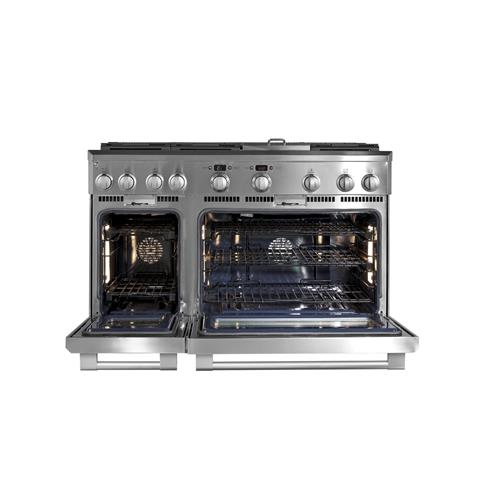 "Thumbnail of Monogram 48"" All Gas Professional Range with 6 Burners and Griddle (Natural Gas) 1"