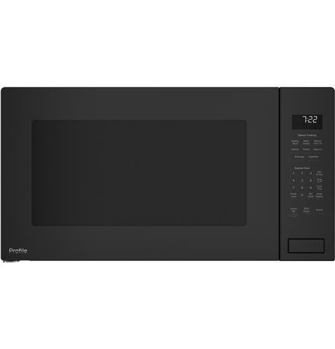 GE Profile™ 2.2 Cu. Ft. Built-In Sensor Microwave Oven– Model #: PEB7227ANDD