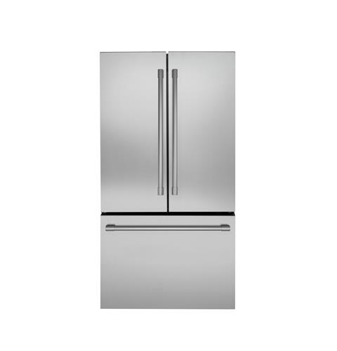Thumbnail of Monogram ENERGY STAR® 23.1 Cu. Ft. Counter-Depth French-Door Refrigerator 0