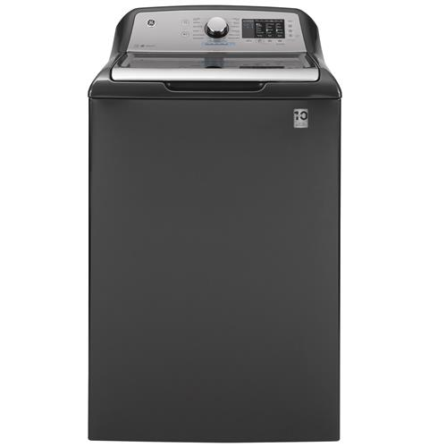 GE® 4.6  cu. ft. Capacity Washer with FlexDispense– Model #: GTW725BPNDG