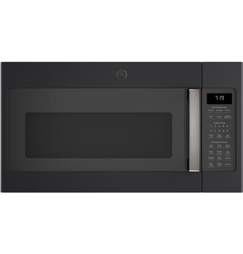 GE® 1.9 Cu. Ft. Over-the-Range Sensor Microwave Oven with Recirculating Venting– Model #: JNM7196FLDS