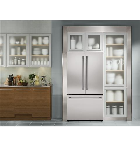 Thumbnail of Monogram ENERGY STAR® 23.1 Cu. Ft. Counter-Depth French-Door Refrigerator 3