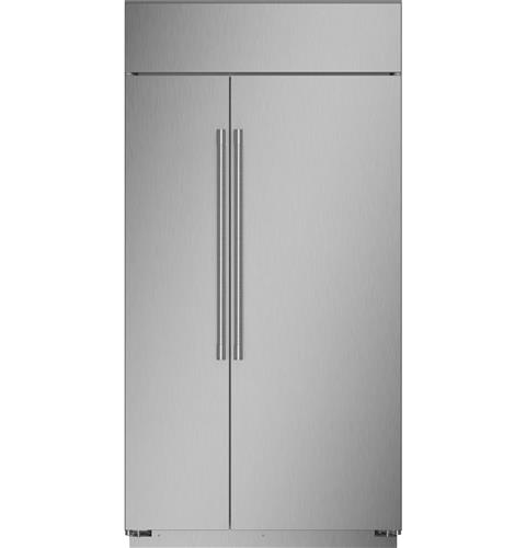 "Thumbnail of Monogram 42"" Smart Built-In Side-by-Side Refrigerator"