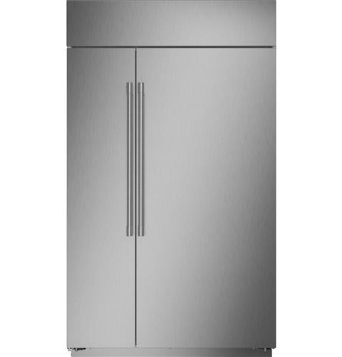 "Thumbnail of Monogram 48"" Smart Built-In Side-by-Side Refrigerator"
