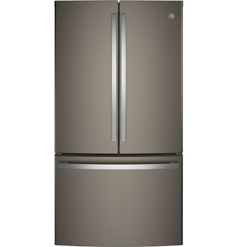 GE® ENERGY STAR® 28.7 Cu. Ft. French-Door Refrigerator– Model #: GNE29GMKES