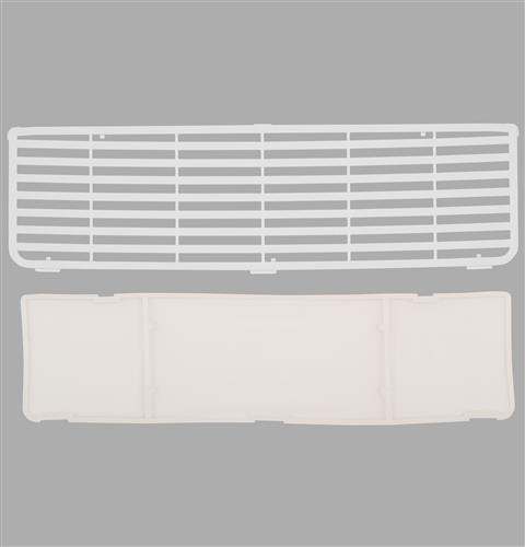 AC Replacement Filter and Cover (non-ducted)