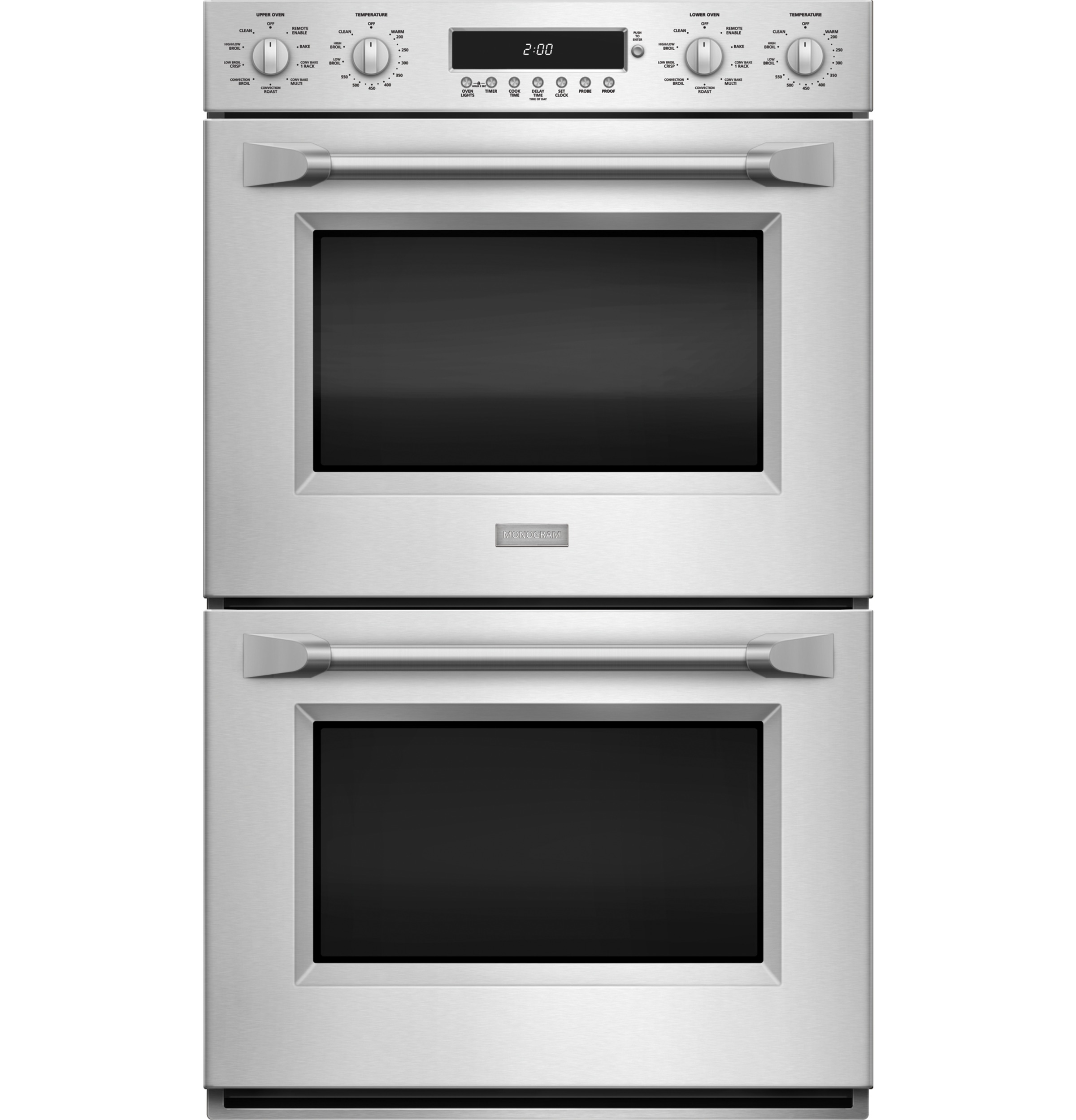 Monogram 30 Professional Electronic Convection Double