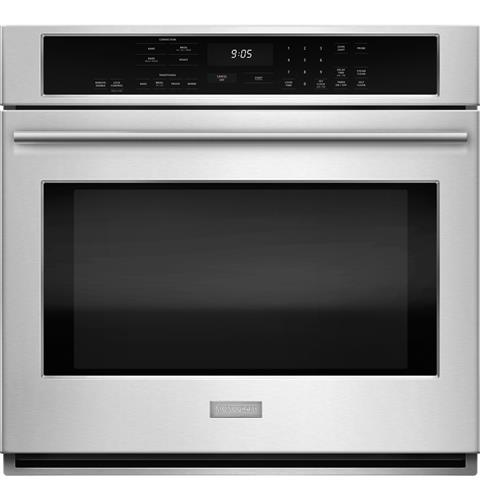 "Thumbnail of Monogram 30"" Electric Convection Single Wall Oven 3"