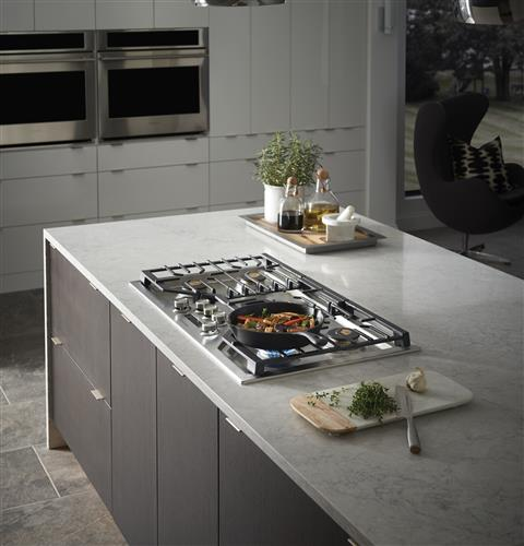 "Thumbnail of Monogram 36"" Deep-Recessed Gas Cooktop (Natural Gas) 13"