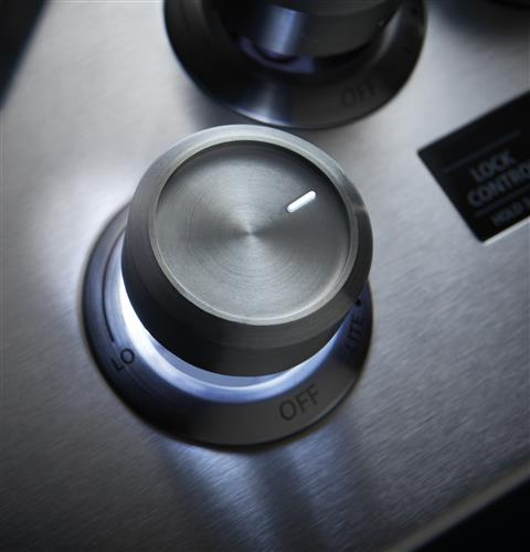"Thumbnail of Monogram 36"" Deep-Recessed Gas Cooktop (Natural Gas) 8"