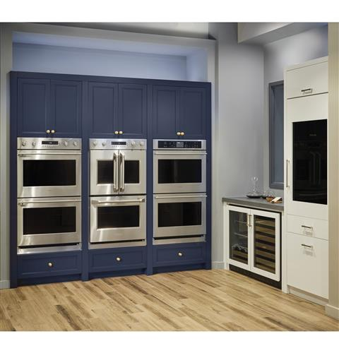 """Thumbnail of Monogram 30"""" Integrated Glass-Door Refrigerator for Single or Dual Installation 4"""