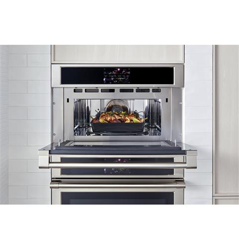 "Thumbnail of Monogram 30"" Smart Five in One Wall Oven with 240V Advantium® Technology 11"