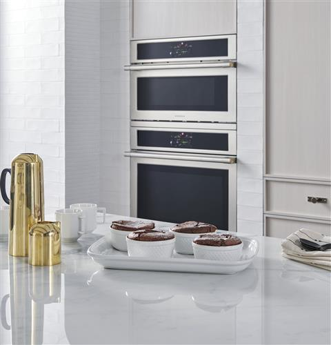 "Thumbnail of Monogram 30"" Smart Five in One Wall Oven with 240V Advantium® Technology 13"
