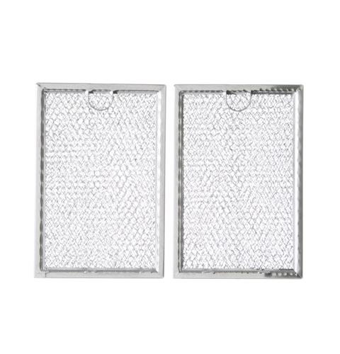 Microwave Grease Filters - 2 pk — Model #: WB06X10309